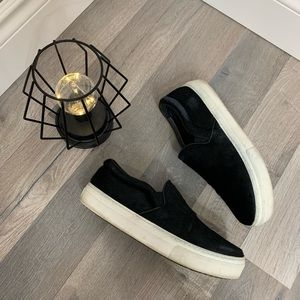 Céline Calf Hair Sneakers